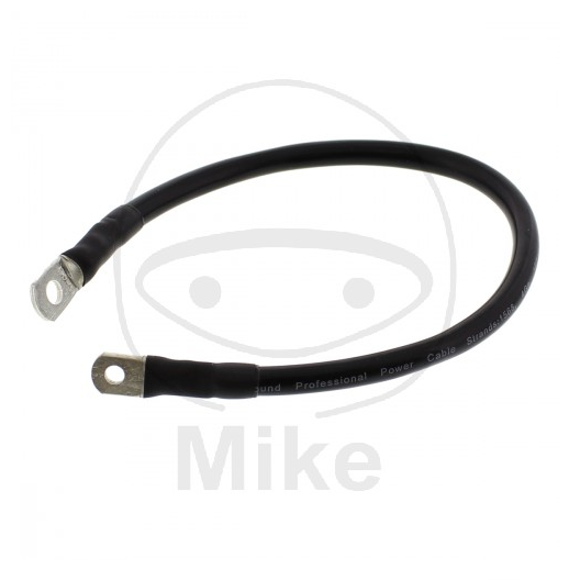 Battery cable 78-116-1 črna 410mm