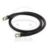 Battery cable 78-125-1 črna 640mm