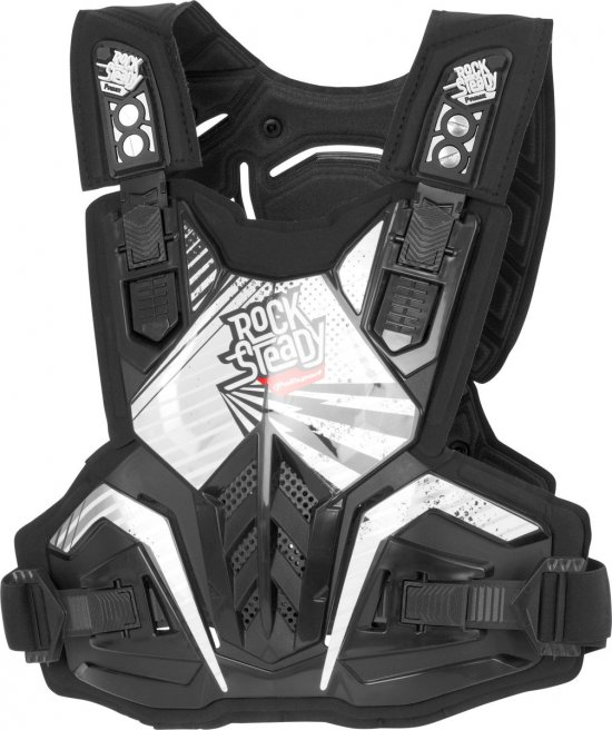 Chest protector ROCKSTEADY PRIME YOUNGSTER adult črna