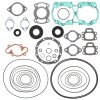 Complete gasket set with oil seal PWC 611200