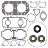 Complete gasket set with oil seal PWC 611102