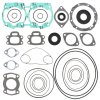 Complete gasket set with oil seal PWC 611201