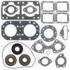 Complete gasket set with oil seal PWC 611104