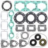 Complete gasket set with oil seal PWC 611404