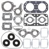 Complete gasket set with oil seal PWC 611403